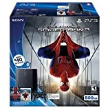 PS3 500GB Console with The Amazing Spider-Man 2 Bundle