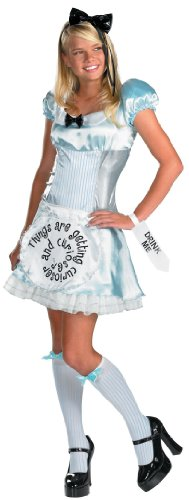 Alice Adult Costume - Small (4-6)