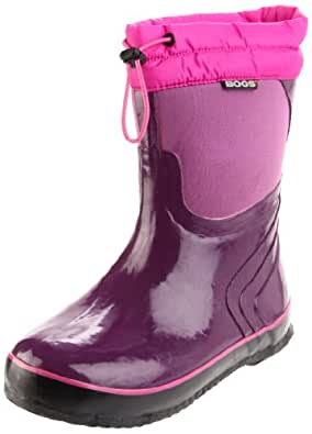 Amazon.com: Bogs McKinley Snow Boot (Toddler/Little Kid