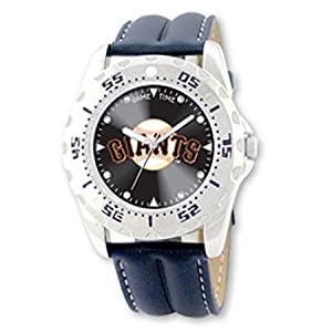 NSNSW25681Q-Championship Mlb San Francisco Giants Watch - Water Resistant by MLB Officially Licensed
