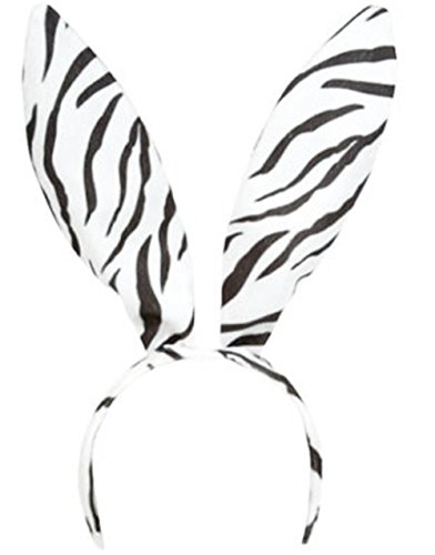 New Zebra Bunny Rabbit Costume accessory Ears