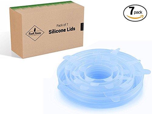 french-kuisine-r-coperchi-flessibili-in-silicone-pacchetto-da-7-misure-proteggi-con-facilita-i-tuoi-