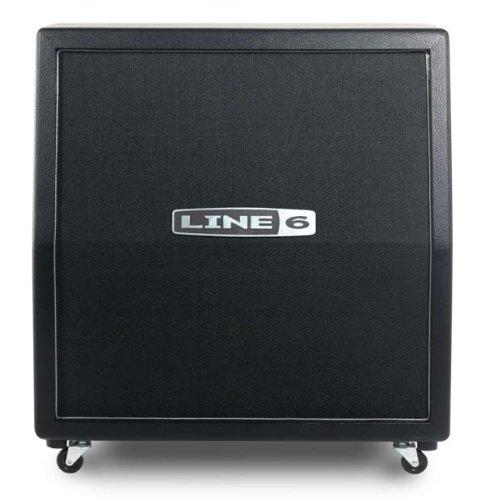 Line 6 - enceinte guitare spider valve 412-t (baffle a pan coupé)