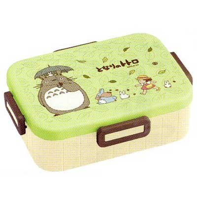 [Totoro] 4 ロックランチ box YZFL12 ★ walk ★
