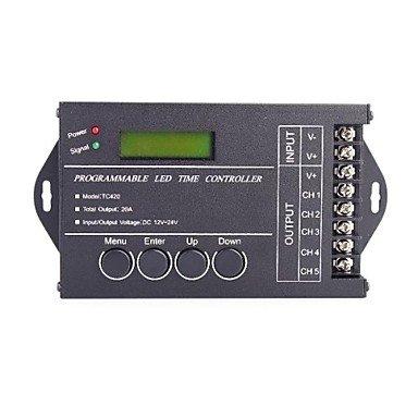 "1.5"" Led Programmable Time Controller For Led Light (12~24V 20A)"