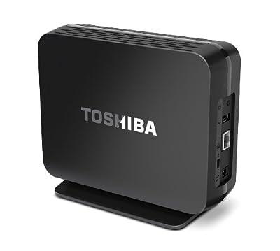 Toshiba Canvio Home Backup and Share