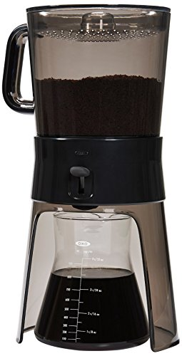 Best Price OXO Good Grips Cold Brew Coffee Maker, Clear/Grey