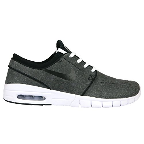 Nike STEFAN JANOSKI MAX L Mens Sneakers (11, Black/white/wolf Grey/black) (Black Oasis Shoes compare prices)