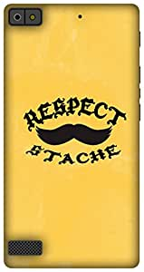 The Racoon Grip printed designer hard back mobile phone case cover for Blackberry Z3. (Respect Th)
