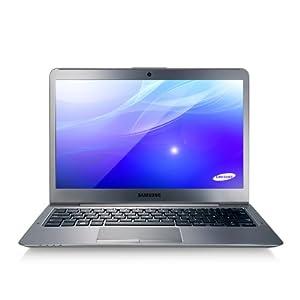 Samsung NP530U3C-A0EDE 33,8 cm (13,3 Zoll) Ultrabook (Intel Core i5 3317U, 1,7GHz, 6GB RAM, 500GB HDD, 24GB ExpressCache, Intel HD, Win 8) silber