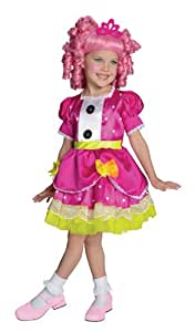 Lalaloopsy Deluxe Jewel Sparkles Costume, Small