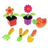Juguetes de Realista Roles Conjunto de Jardinería Niños #2