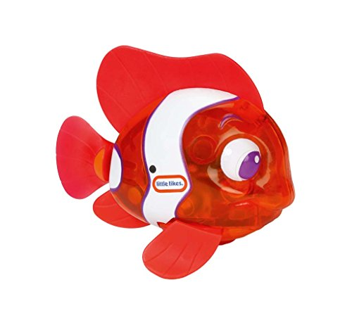 Little Tikes Sparkle Bay Flicker Fish Water Toy - Clown Fish