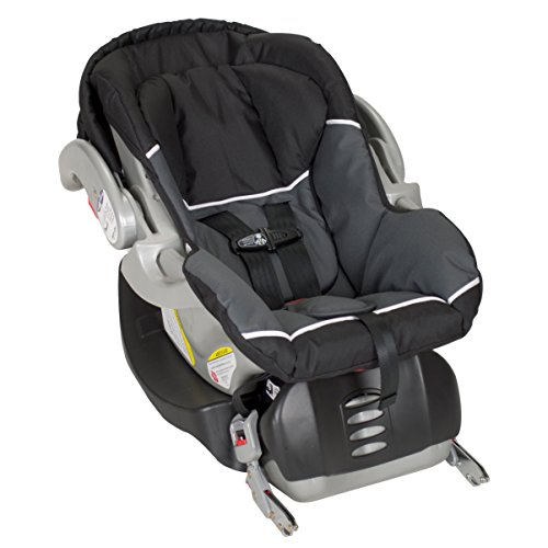 baby trend flex loc infant car seat onyx baby safety shop. Black Bedroom Furniture Sets. Home Design Ideas
