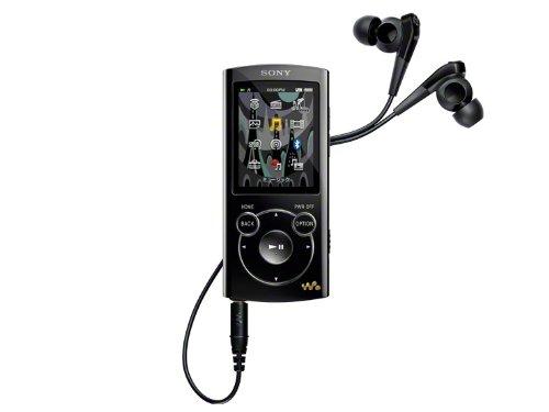SONY ウォークマン Sシリーズ [メモリータイプ] 16GB ブラック NW-S765/B