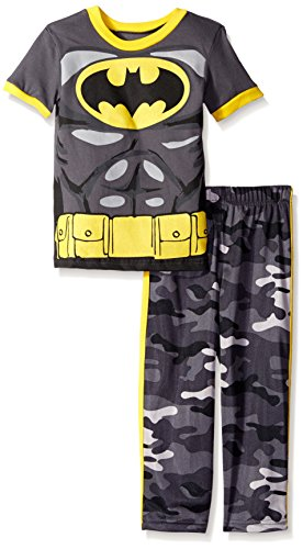 Warner Brothers Boys' Batman Tricot Pant Set with T-Shirt at Gotham City Store