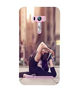 EPICCASE Fit and Fine Mobile Back Case Cover For Asus Zenfone Selfie (Designer Case)