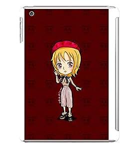 SAD GIRL Designer Back Case Cover for Apple iPad Mini
