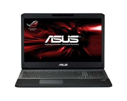 ASUS G75VW-DH73-3D i7-3740QM 3.7GHz GTX 670M 16GB RAM 256GB SSD + 750GB HDD BDRE Windows 8