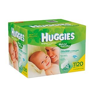 Huggies Wipes Natural Care Recall
