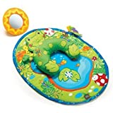 Tiny Love Tummy Time Play Mat Frog Baby Gifts and Products