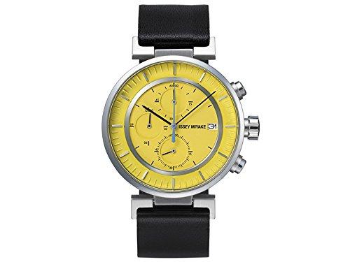 Issey Miyake reloj hombre cronógrafo by Satoshi Wada IM-SILAY010