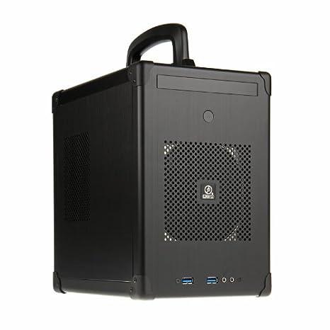 Lian Li PC-TU100B Boîtier PC Noir