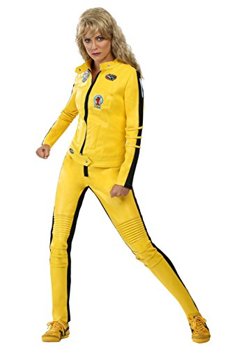 Fun Costumes womens Kill Bill Beatrix Kiddo Motorcycle Suit Medium