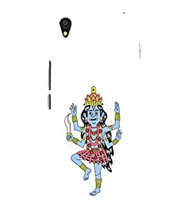 EPICCASE goddess Mobile Back Case Cover For OnePlus X (Designer Case)