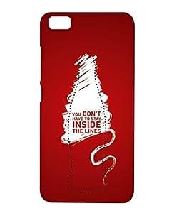Crackndeal Back Cover for Xiaomi Mi 5