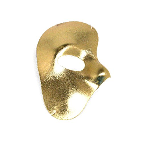 Gold Phantom Mask - 1