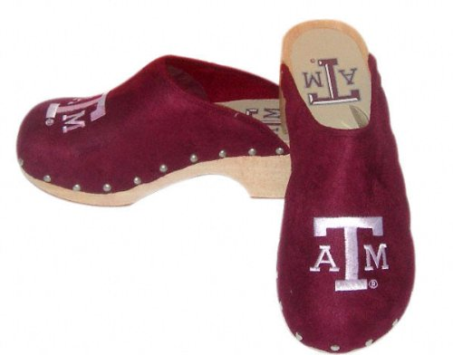 Cheap Texas A&M Aggies Clogs (B00138V700)