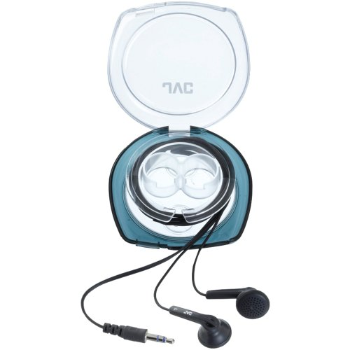Jvc Haf10C Headphone Earbud With Case