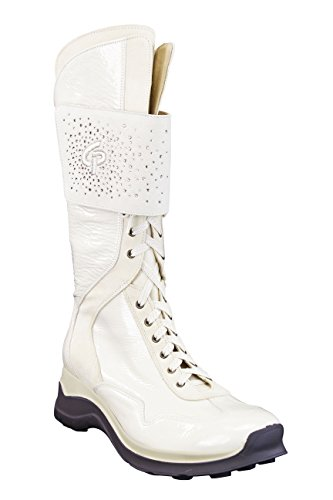 cesare-paciotti-womens-boots-size-7-us-37-eu-ivory