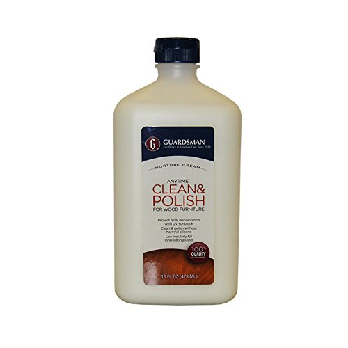 Valspar/Guardsman 461500 Guardsman Wood Furniture Polish 16 FL OZ
