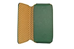 TOTTA PU Leather Hand Pouch For Oppo Joy Plus - Green