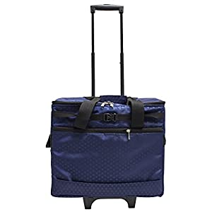 Janome Sewing Machine Trolley in Blue from Janome