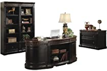 Hot Sale Three Piece Executive Office Set by Coaster Furniture