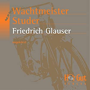 Wachtmeister Studer Hörbuch