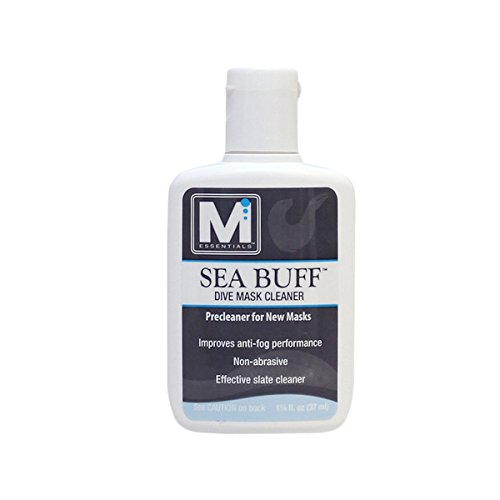 M Essentials Sea Buff Dive Mask & Slate Cleaner
