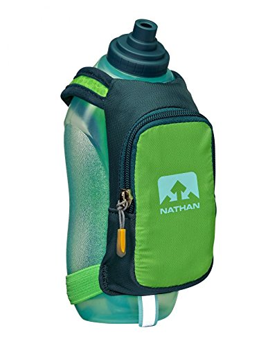 Nathan SpeedDraw Plus Hydration Pack, Andean Toucan (Running Water Bottle compare prices)
