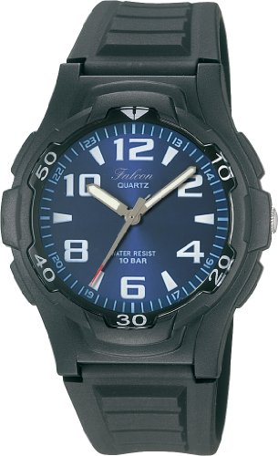 [Citizen Q&Q] Vp84j850 Blue Falcon Sports Men's 10 Water Pressure Display Type Analog Watch