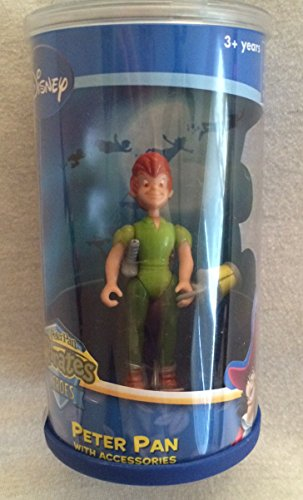 Disney Peter Pan Pirates Heroes - Peter Pan with Accessories