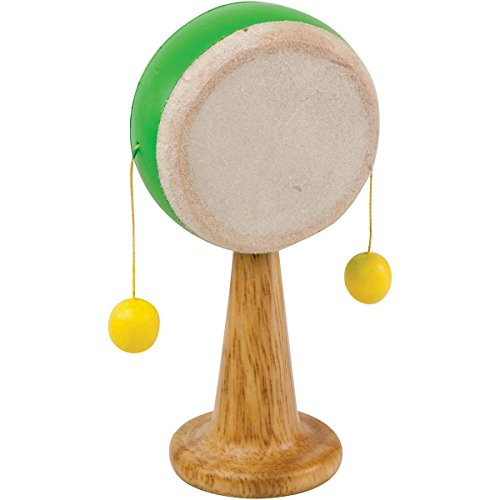 Green Tones 3722 Spinning Drum - 1