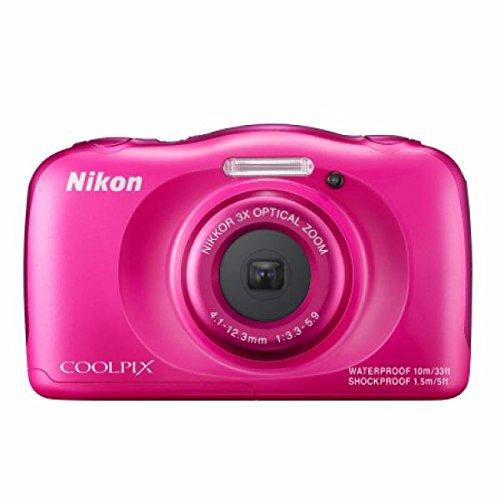 nikon-coolpix-s33-selfie-stick-camara-digital-compacta-132-mp-zoom-optico-de-3x-y-pantalla-de-27-pul