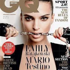British GQ September 2015 (British Gq compare prices)