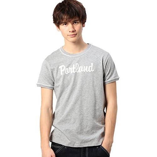 (コーエン) COEN ベースボールロゴTシャツ 75256115045 15 MD.Gray XL