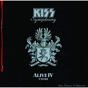 Kiss -  Symphony: Alive IV (disc 1)