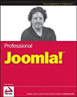 Professional Joomla! Front Cover