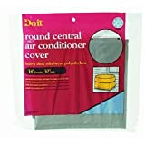 Do it Central Air Conditioner Cover, 34X30 ROUND AC COVER